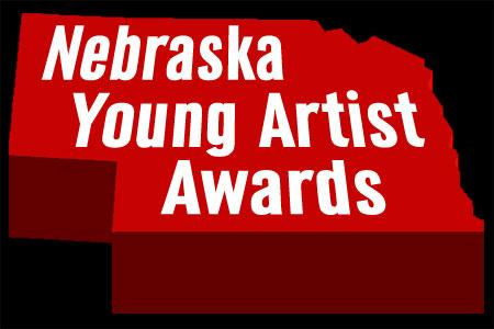 Nebraska Young Artist Awards logo