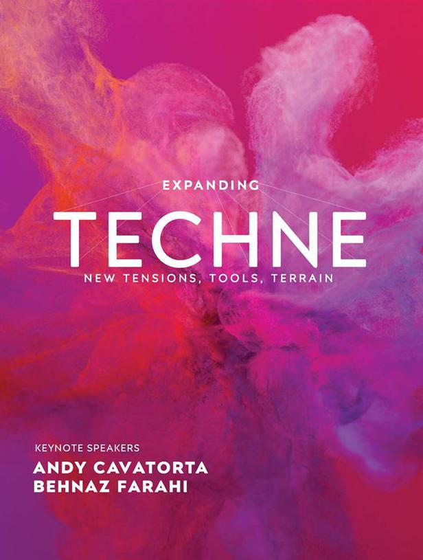 "The MACAA Conference theme is ""Techne Expanding: Tensions, Terrains and Tools"" and will explore wide-ranging interpretations of technology and its use and impact on the teaching, making and performing of art, as well as the broader human experience."