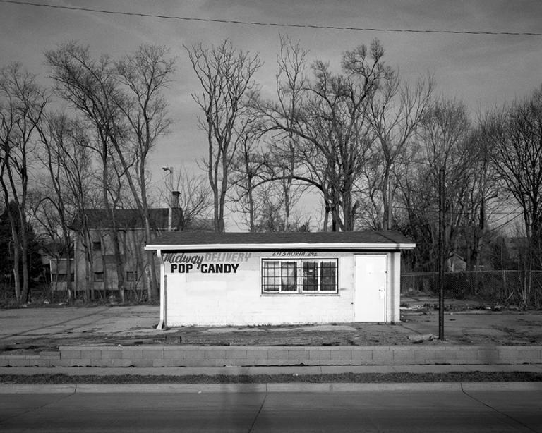 """Zora J. Murff, """"Midway Delivery,"""" 2017. One of the photos available for sale at the photo sale April 28-29."""