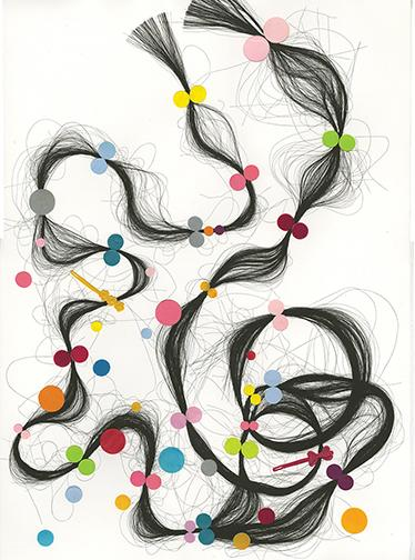 "Althea Murphy-Price, ""Candy Necklace."""