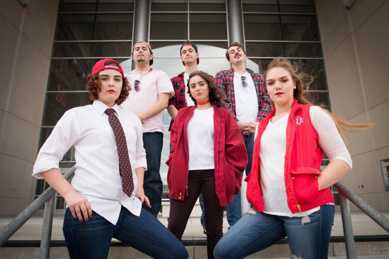 "Theatrix presents ""Nebraska: Nice"" Oct. 26-29 in the Lab Theatre."