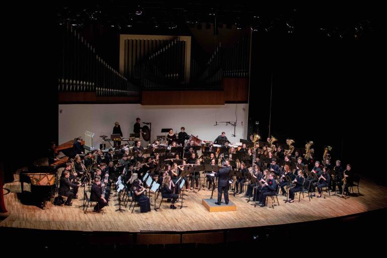 UNL Symphonic Band