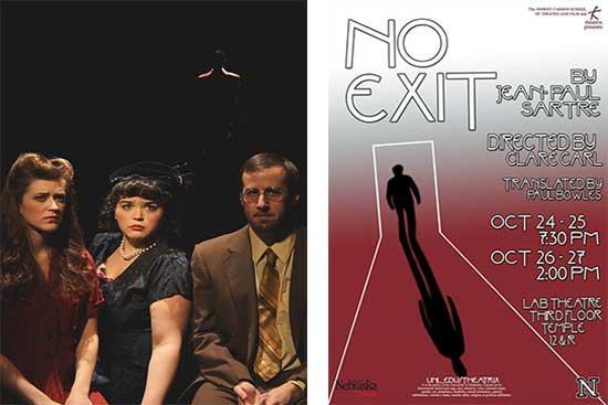 Theatrix - No Exit
