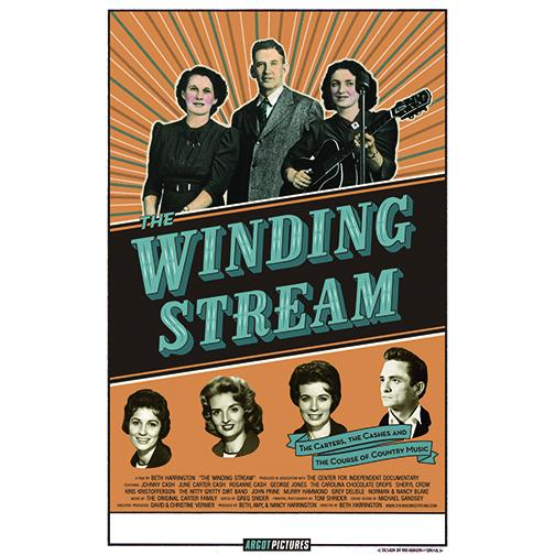 """The Winding Stream"" celebrates a country music dynasty—the Carter and Cash family."