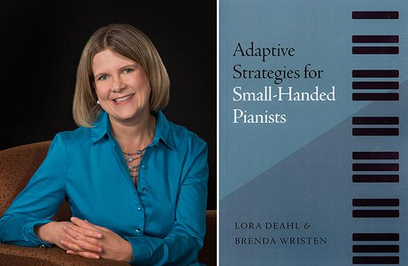 "Associate Professor of Piano and Piano Pedagogy Brenda Wristen has co-authored the book ""Adaptive Strategies for Small-Handed Pianists,"" the first book to focus on the topic."