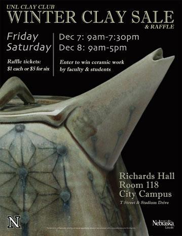 Clay Club Hosts Winter Ceramics Sale Dec 7 8 Hixson