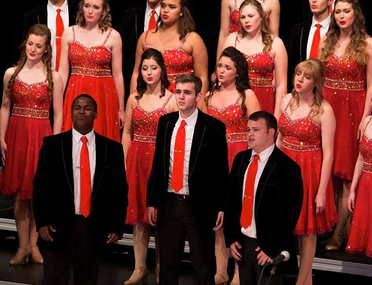 Big Red Singers & Vocal Jazz Ensemble