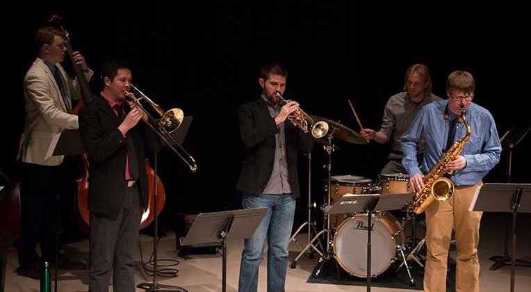 Graduate Jazz Combos