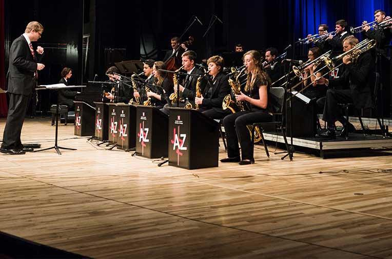 Jazz Orchestra and Big Band