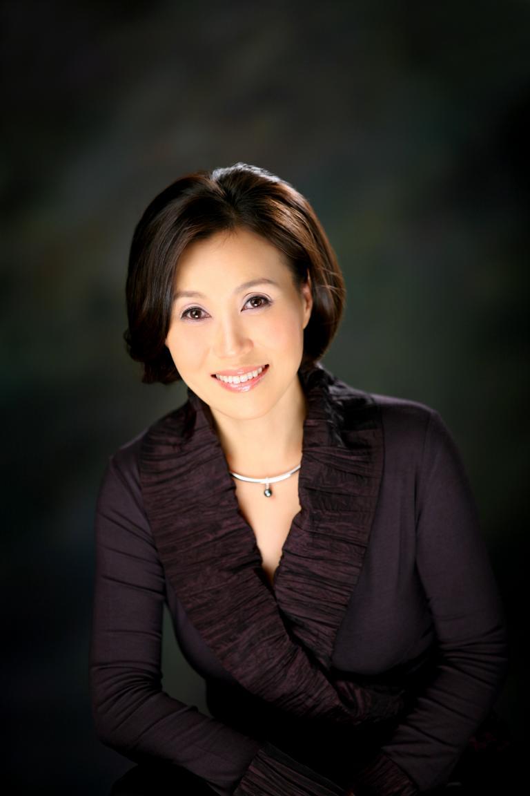 Portrait of MeeAe Nam