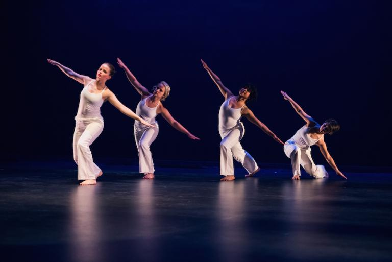 Dance performance photo