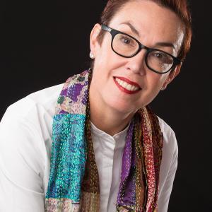 Megan Elliott, Director of the Johnny Carson Center for Emerging Media Arts
