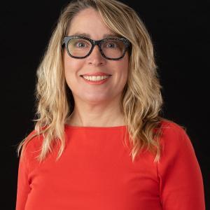 Portrait of Carla Tisdale