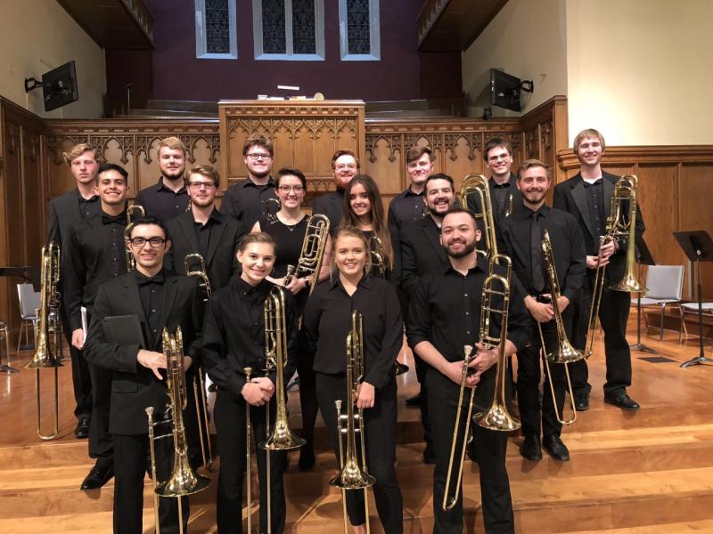 Nebraska Trombone Ensemble
